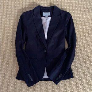 EUC H&M navy blazer size 2.
